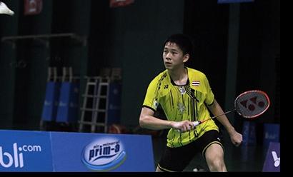 Kết quả hình ảnh cho Kunlavut Vitidsarn badminton